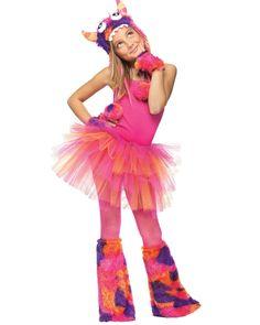 Pink and Orange 5 Layer Shimmer Girls Tutu