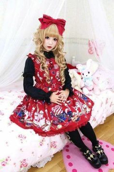 Sweet Classic Lolita