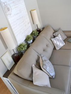 Slim Sofa Table