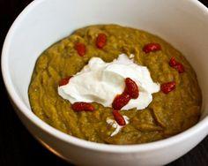 Ginger Coconut Lentil Soup Recipe