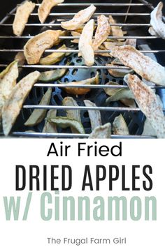 Making dehydrated apples in my Ninja Foodi was so easy. The taste was 100 times better than in my traditional dehydrated that took days it felt like. Freezer Cooking, Freezer Meals, Cooking Time, Freezer Recipes, Grilling Recipes, Raw Food Recipes, Jar Recipes, Drink Recipes, Snack Recipes