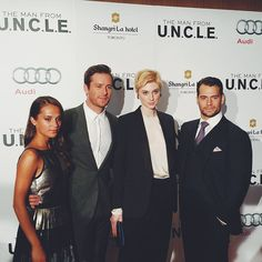 "Daniel Desforges no Instagram: ""Just another Tuesday at the office. #ManfromUNCLE"""