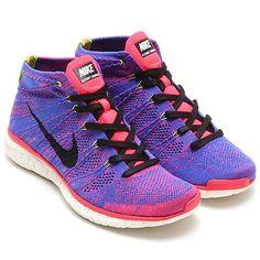 Nike Free Flyknit Chukka PR QS Running Training Boots Shoes Men's Size 12 NEW