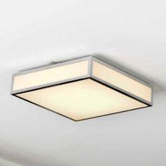 i-Save Base Edge Vegg- /Taklampe Stor - Designbelysning.no Ceiling Lights, Lighting, Glass, Design, Home Decor, Decor Ideas, Bathroom, Modern, Washroom