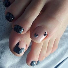 wonderful pedicure designs, 65 Wonderful Pedicure Ideas That You Will Love To Try Pedicure Designs, Pedicure Nail Art, Toe Nail Designs, Toe Nail Art, Toe Nails, Manicure, Pedicure Ideas, Santa Nails, Nail Art At Home