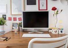 3 dicas para organizar o home office