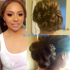 Beautiful weekend bride @2009prinzessin hair and makeup by moi  #Latina #mexican #bride #updo #hair #hairdo #weddingseason #iloveigmuas #ilovemakeup  #makeupbyme  #makeup #makeupartist #artist #motd #lotd #mua #beauty #makeupaddict #beatthatface  #makeuphoneys #makeupgeek #igmakeup #instamakeup #makeupdolls #beautyguru #makeupmobb #glammedup #DCmakeupartist #glammedup #instaglam