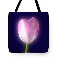 Tulip tote bag.
