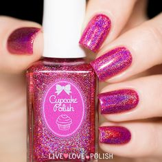 Cupcake Polish Some Berry To Love Nail Polish (Berry Patch Collection) (PRE-ORDER | ORDER SHIP DATE: 10/31/15)