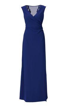15e84394d72 Vera Mont - Abendkleid Damen königsblau Designer Neu  229  damen  kleider   trend