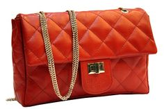 Buck's latest collection of leather handbags for women
