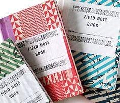 Notizbücher aus Ghana über okversand.com