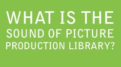 This is where get the soundtrack for my application. Sound of picture is a great production library.