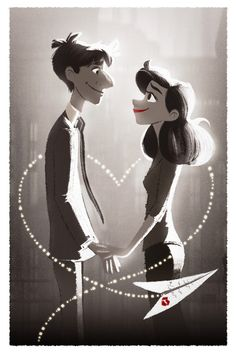 gabby doodles - Paperman