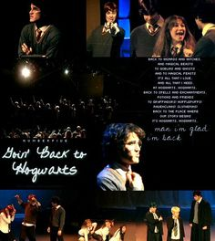 A Very Potter Musical, Goin' Back to Hogwarts