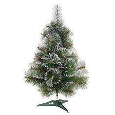 HISKØL Künstlicher Weihnachtsbaum Tannenbaum Tanne Hiskol 90cm violett