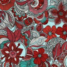 Valentina Ramos - Valentina - Floral Swirl in Celebration
