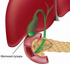 ЗАСТОЙ ЖЕЛЧИ: Топ 6 уязвимых органов