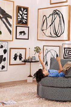 Slide View 7 Motion Lines 3 Wall Art Frames On Wall, Framed Wall Art, Wall Art Decor, Room Decor, Wall Mural, Wall Of Art, Wall Art For Bedroom, Cool Wall Art, Modern Wall Art