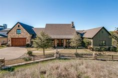 Texas Hill Country Style on the Lake