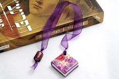 polymer clay bookmarks - Google Search