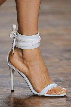 shoes @ Jason Wu Spring 2014