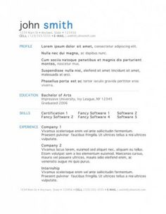 1000+ images about Professional and Creative Resume Templates in ...