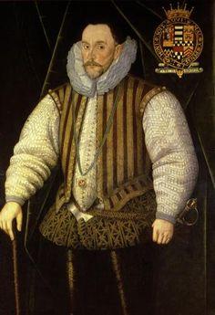Henry Herbert, 2nd Earl of Pembroke. First husband of Catherine Grey