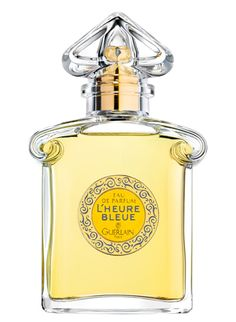 L'Heure Bleue Guerlain perfume - a fragrance for women 1912. Worn by my Great Aunt Mary, The most glamorous woman I ever knew.