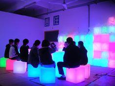 LED Light Cube!