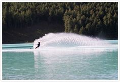 I have recently discovered Water Skiing. I was so much fun. I cant wait to go out again next summer