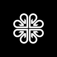 Caisse Populaire St-Alphonse d Youville 50th Anniversary by Pierre-Yves Pelletier, 1979. #LogoArchive #Logo