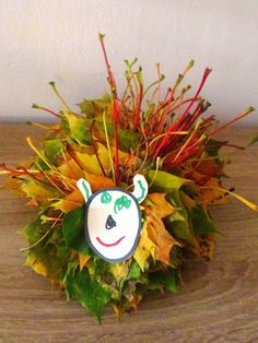DIY: Fall crafts for kids - Our Swiss experience Fall Crafts For Kids, Craft Projects For Kids, Diy For Kids, Kids Crafts, Mason Jar Lanterns, Fall Decor, Holiday Decor, Tea Lights, Christmas Ornaments