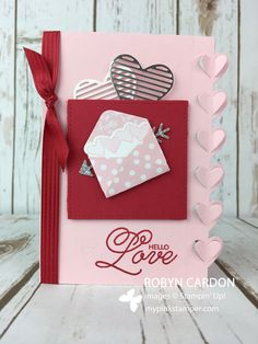 Scrapbooking, card making, & rubber stamping!! Weekly video tutorials. Check out my creations!