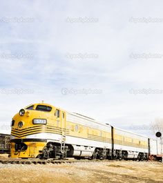 vintage diesel locomotives - Google Search...EMD F3 A & B units Colorado Railroad Musuem
