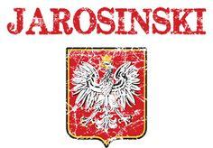 Jarosinski Surname