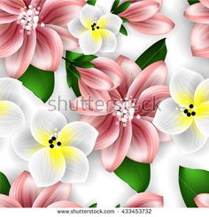 Seamless pattern. Wedding card or invitation with abstract floral background. Greeting postcard in retro vector Elegance pattern with flowers roses floral illustration vintage style - stock vector