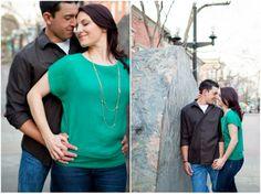 Plum Pretty Photography | Pearl Street Engagement Photos | Boulder Wedding Photographer | Urban Engagement Photos | Colorado Engagement Photos