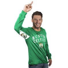 Mens-Hands-High-Kelly-Green-Boston-Celtics-Long-Sleeve-T-Shirt