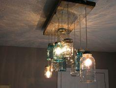 41 best mason jar lights images mason jar lighting jar lights rh pinterest com Win Jug Lights for Kitchen Canning Jar Lights