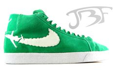 6b1c5c65a9d8 Welcome to the new style! JBF Customs is about to rip the sneaker custom  game