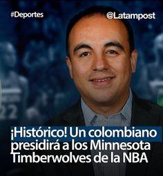 Gersson Rosas no alcanzó este logro de la noche a la mañana:primero pasó por los Houston Rockets y los Dallas Mav's. Conozca la historia  #colombia #deportes #colombiano #baloncesto #latino