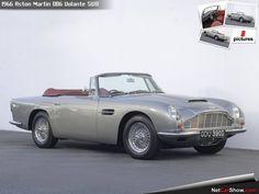 1968 Aston Martin DB6 Automatic wallpaper