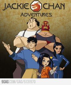 Does anyone remember them? One of the best cartoon ever