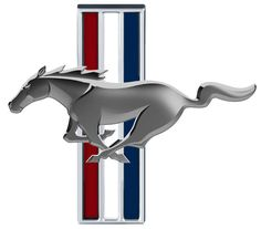 Ford Mustang Logo Something To Craft About Something