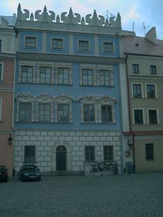 Lublin// Konopnica's tenement house//16th…