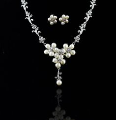 freshwater pearl necklace designs ideas for girls (5)