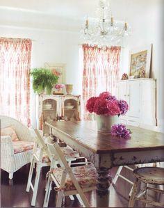 House on the Prairie » Romantic Prairie Style by Fifi O'Neill