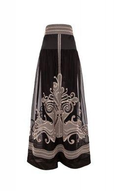 Long Girona Skirt