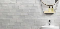 Maximize comfort in your guest bathroom with our extensive tile and stone selection. Visit our showrooms to find the perfect tile for your home remodel. Grey Bathroom Tiles, Grey Bathrooms, Guest Bath, Home Remodeling, Mirror, Stone, Home Decor, Rock, Gray Bathrooms